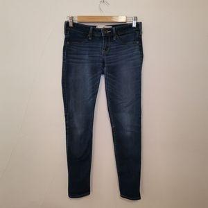 4/$20 Hollister Blue Jeans
